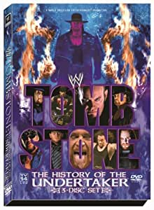 WWE: Tombstone - The History of the Undertaker