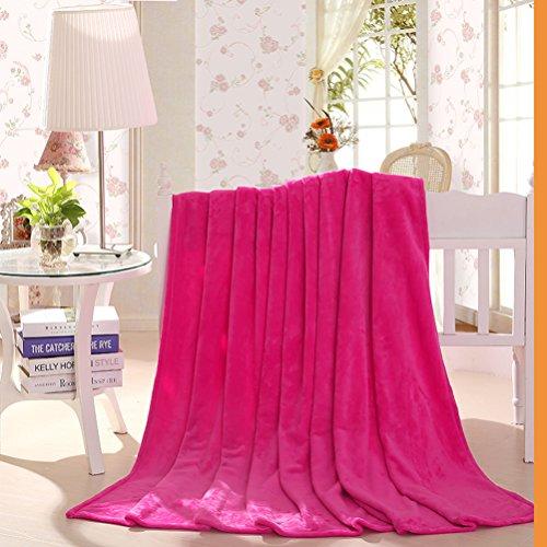 YJ Flannel Velvet Blanket