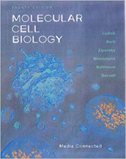 Molecular biology of the cell – bruce alberts.