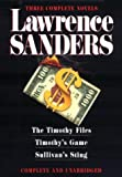 Three Complete Novels, Lawrence Sanders, 0399145311