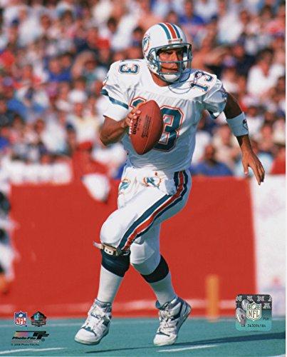 Dan Marino Miami Dolphins Unsigned Licensed Football Photo