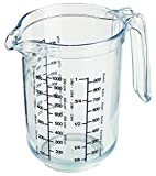 Westmark Germany 'Gerda' Measuring Cup Clear Multi Measurement Tool for Baking, Cooking, Sugar, Flour (Clear)