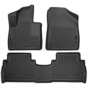 Husky Liners Front & 2nd Seat Floor Liners Fits 16-18 Sorento