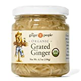The Ginger People Organic Ginger Made in Fiji, Grated, 6.7 Ounce (Pack of 12)