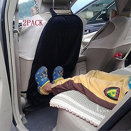 organizador de asiento trasero para ni/ños y silla de paseo universal Funda protectora para asiento trasero de coche poli/éster Medium Bruselas08 azul