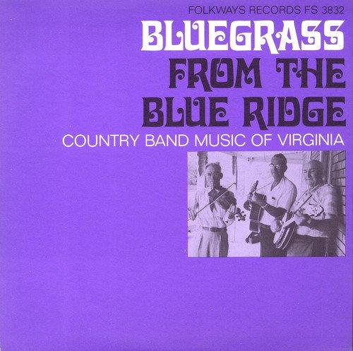 Bluegrass Blue Ridge / Various