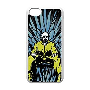 Breaking Bad iPhone 5c Cell Phone Case White delicated gift US6906108
