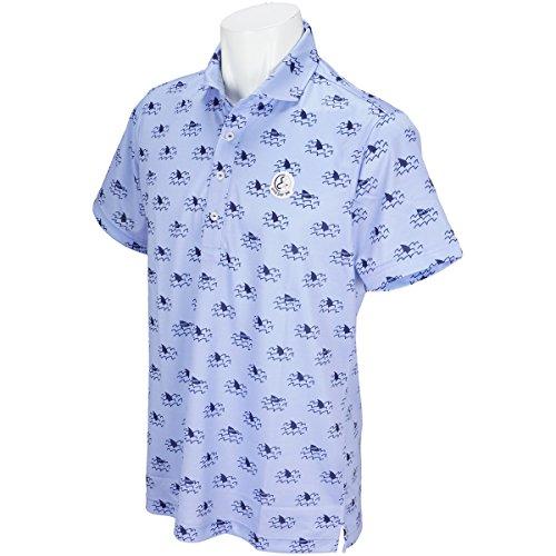 無数のエレベーター振るアンパスィ and per se 半袖シャツ?ポロシャツ 半袖ポロシャツ