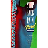 Stop Back Pain Now: The Solution
