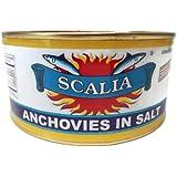 Benedetto Scalia Whole Anchovies in Salt