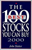 100 Best Stocks You Can Buy 2000, John Slatter, 1580621694