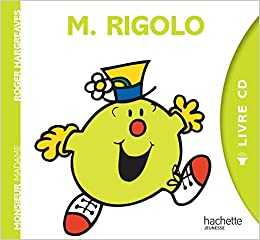 Collection monsieur madame mr men little miss with cd monsieur rigolo liv french edition - Collection livre monsieur madame ...