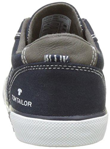 Tom Tailor Kids 2770903, Mocasines Niños Bleu (Navy)