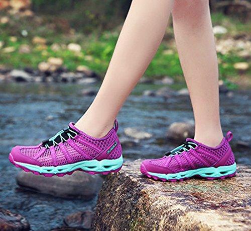 Unisex de morado XIGUAFR botas bajo adulto caño wOWSqISp