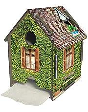 Werkhaus ToPahaus Evu, hout/MDF, H 14, groen