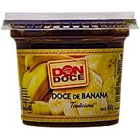 Doce de Banana Tradicional Don Doce 400g