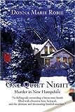 One Quiet Night, Donna Robie, 0595318290