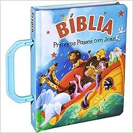 Bíblia Primeiros Passos com Jesus