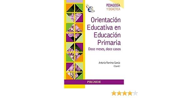 Orientación Educativa en Educación Primaria (Psicología)