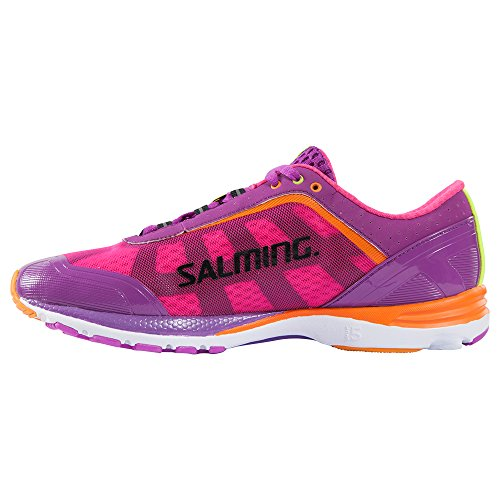Salming Distance Women's Zapatillas Para Correr rosa - rosa
