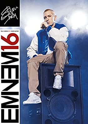 Eminem Offizieller Kalender 2016