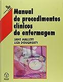 img - for Manual de Procedimentos Clinicos de Enfermagem book / textbook / text book