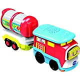 VTech Baby Toot-Toot Drivers Motorised Train Toy - Multi-Coloured