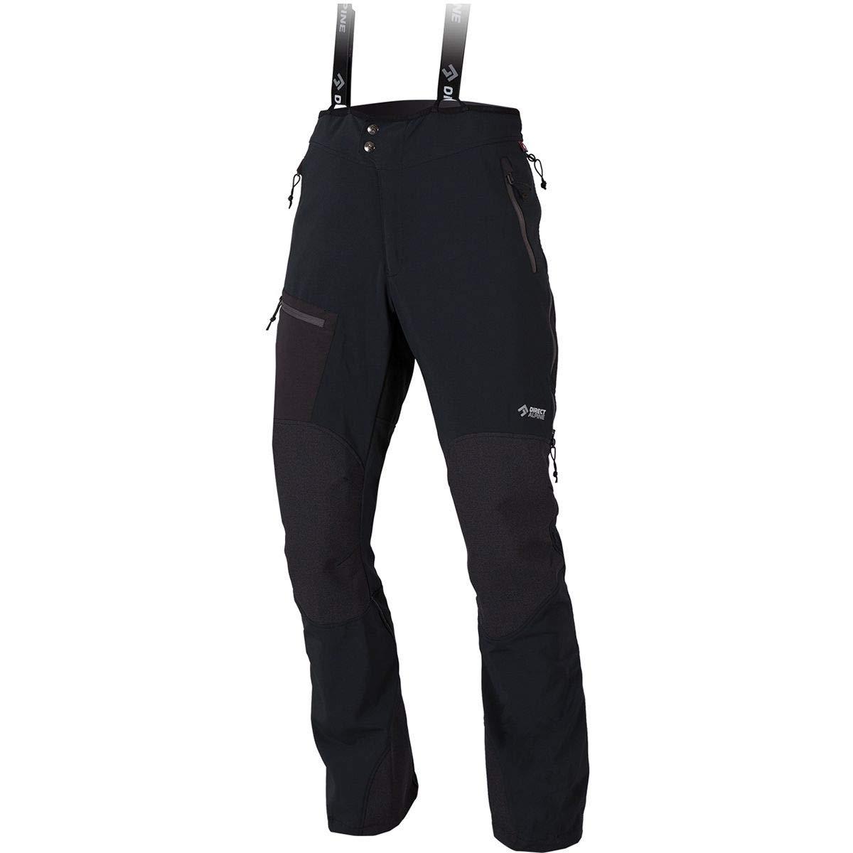 Directalpine Couloir Plus 1.0 Pants Men schwarz 2018 Hose lang