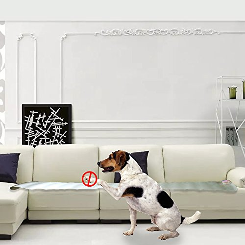 Pet Training Mat Electronic Waterproof Dogs Shock Training Mat Keep Pets  Off Furniture Sofa Safe Pet Indoor Use Cat Dog Penobon Repellent Mat Pad  60x12in