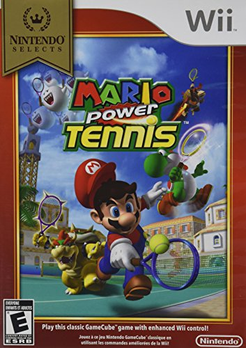 Mario Power Tennis (Nintendo Selects) by Nintendo