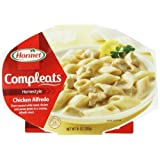 Hormel Compleats Chicken Alfredo, 10-Ounce Units (Pack of 6) by Hormel