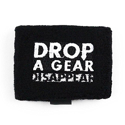 (Drop A Gear Disappear Brake Reservoir Covers by Reservoir Socks for Motorcycles, Sportbikes)