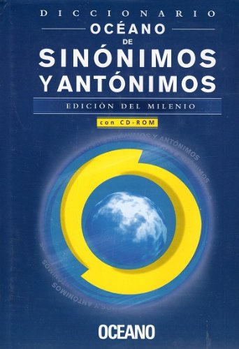 Diccionario Oceano De Sinonimos Y Antonimos (Spanish Edition) pdf