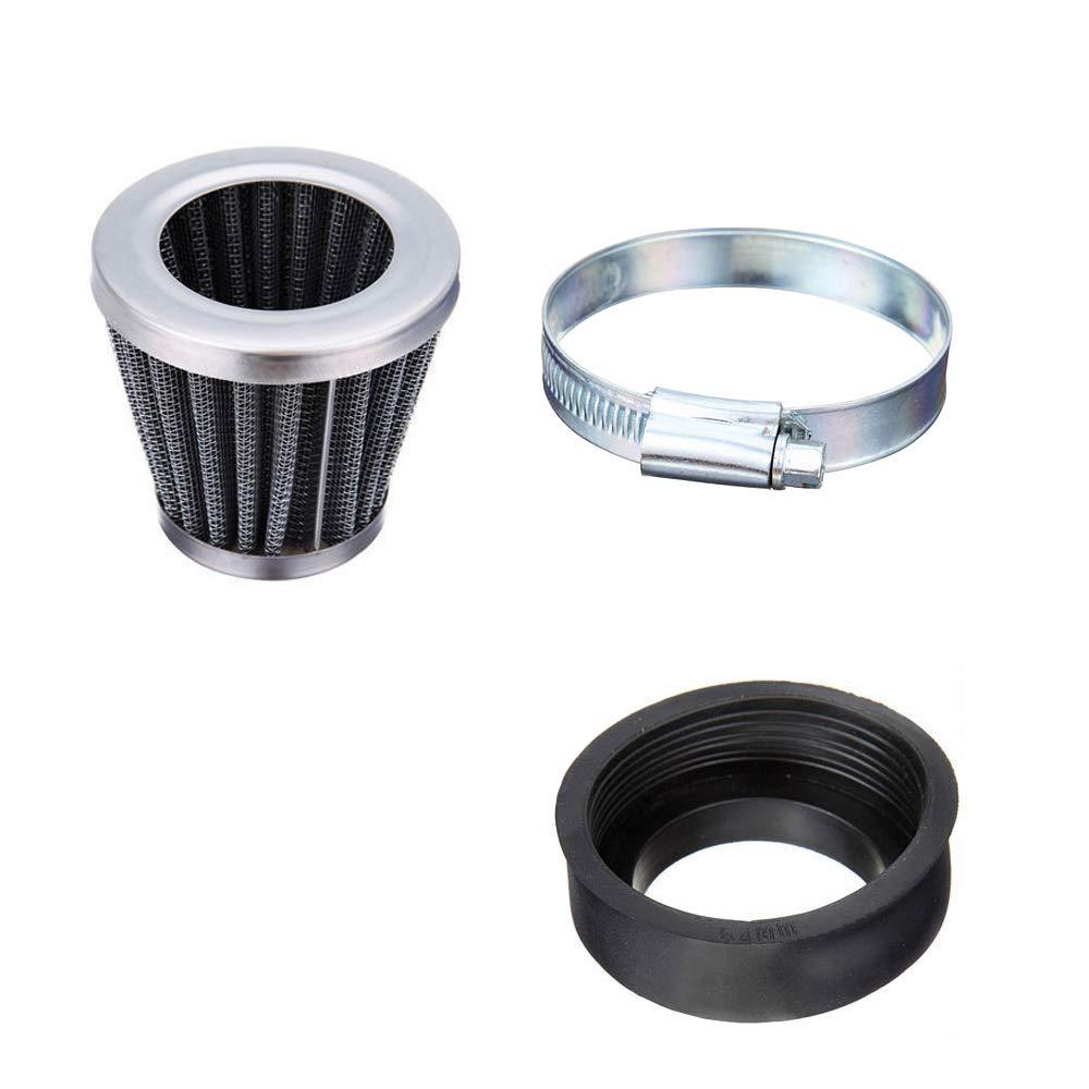 Mintice/™ 42 millimetri mini cono motore dellautomobile universale fredda presa daria filtro turbo pulita sfogare veicolo