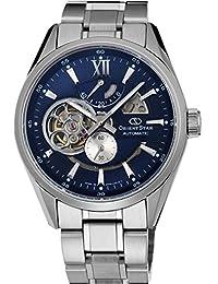 ORIENT Watch Orient Star modern skeleton Automatic Navy WZ0191DK Men