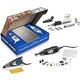 Dremel 2290 3-Tool Craft & Hobby Maker Kit with 200-Series Rotary Tool, Engraver & Butane Soldering Torch