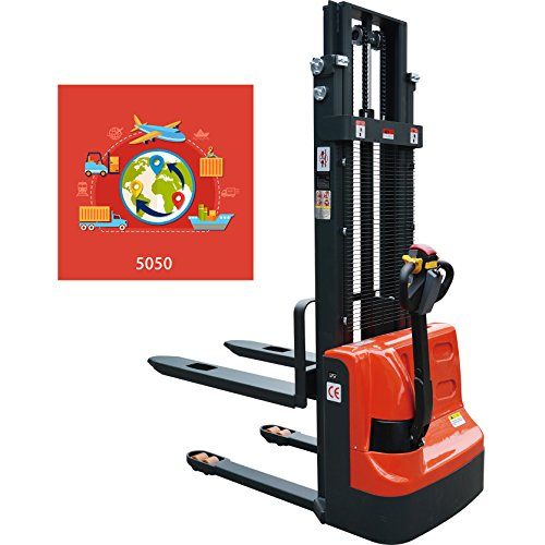 Meilestone MS-CL10 2200LB Electric Powered Walkie Stacker   120