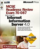 img - for Microsoft Internet Information Server 4.0: Exam 70-087 (MCSE Readiness Review) book / textbook / text book