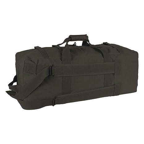 962db376b2f1 Amazon.com  Fox Outdoor Military-Style Gen II Two-Strap Duffel Bag ...