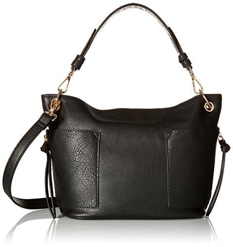 Steve Madden Keegan Cross Body Handbag Black