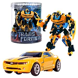 hasbro year 2007 transformers movie series 1 exclusive canister deluxe class 6 inch. Black Bedroom Furniture Sets. Home Design Ideas