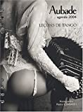 """Agenda 2004 : Aubade """"Leçon de tango"""""""