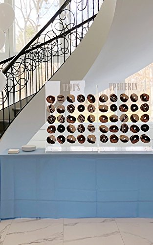 Donut Wall Display - Clear Doughnut Acrylic Stand by EstherO Design (Image #7)