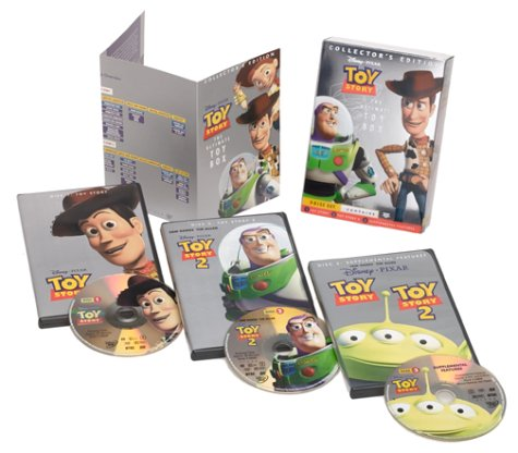Toy Story (Ultimate Toy Box Collector's Edition)]()