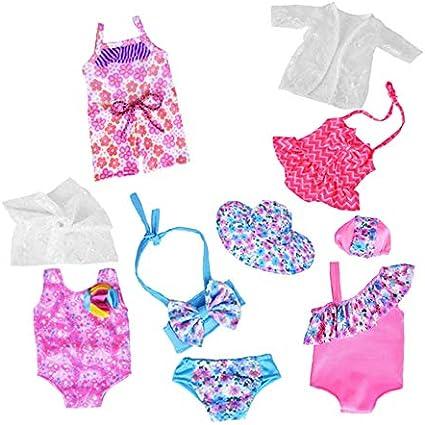 Doll Bikini Set