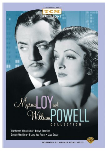 Myrna Loy & William Powell Collection by WarnerBrothers