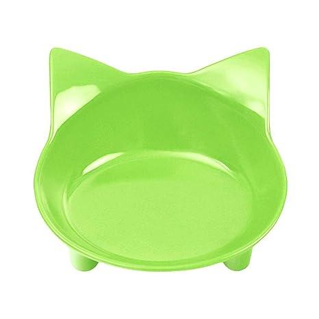 fish Platos de Las Mascotas Cuencos Comida para Gatos ...