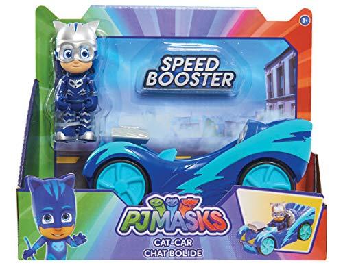 PJ Masks Catboy Speed Boosters Vehicles, Multicolor للبيع