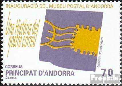 Prophila Collection Andorra - españolas Correos 261 (Completa.edición.) 1998 Museo Postal (Sellos para los coleccionistas): Amazon.es: Juguetes y juegos