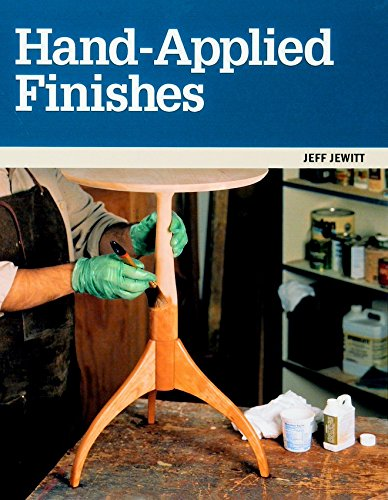 Hand-Applied Finishes (Fine Woodworking DVD Workshop)
